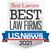 Best Law Firms Standard Badge 2021